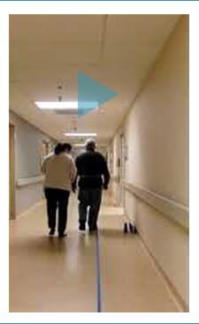 Walkasins Sensory Neuroprosthesis   Patient Walk After
